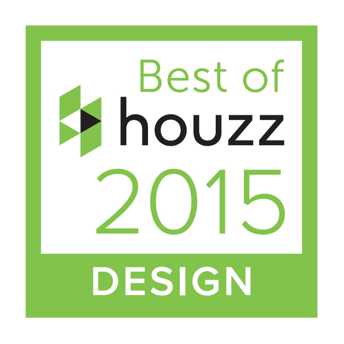 Houzz Best in Design Award 2015