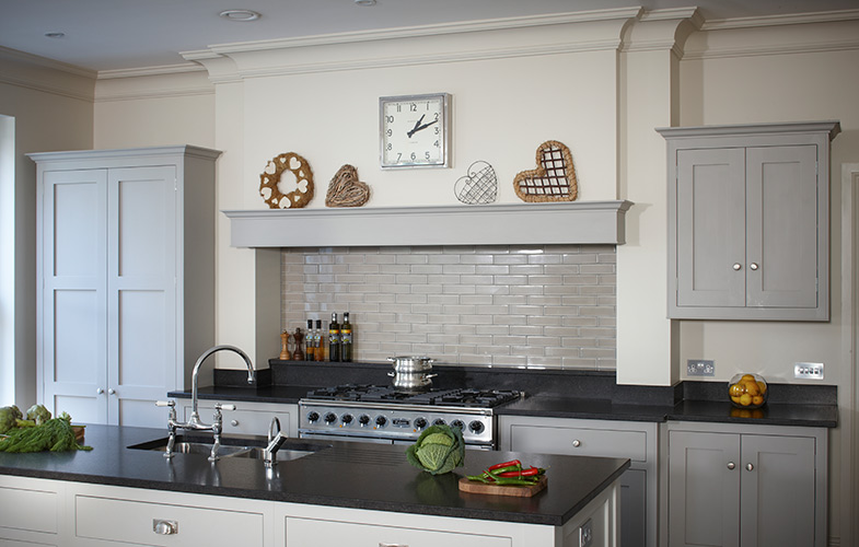 Esher Family Kitchen - country vintage kitchen design