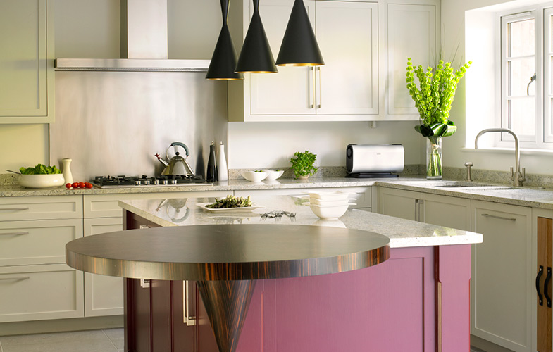 Wimbledon Shaker Style Kitchen Brayer Design