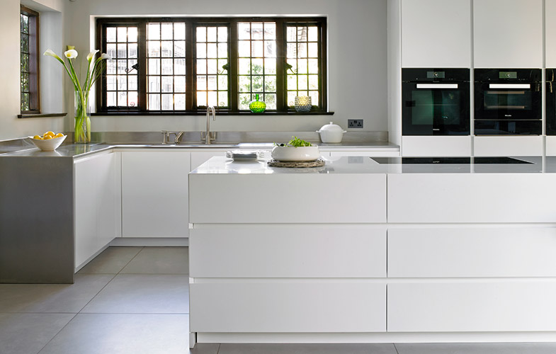 Wimbledon Kitchen Design by Brayer
