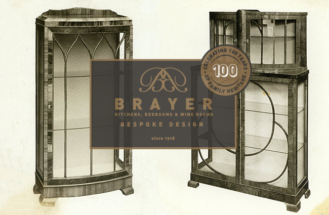 Brayer Design Heritage - 100 Years of Family Heritage in Bespoke Joinery & Design