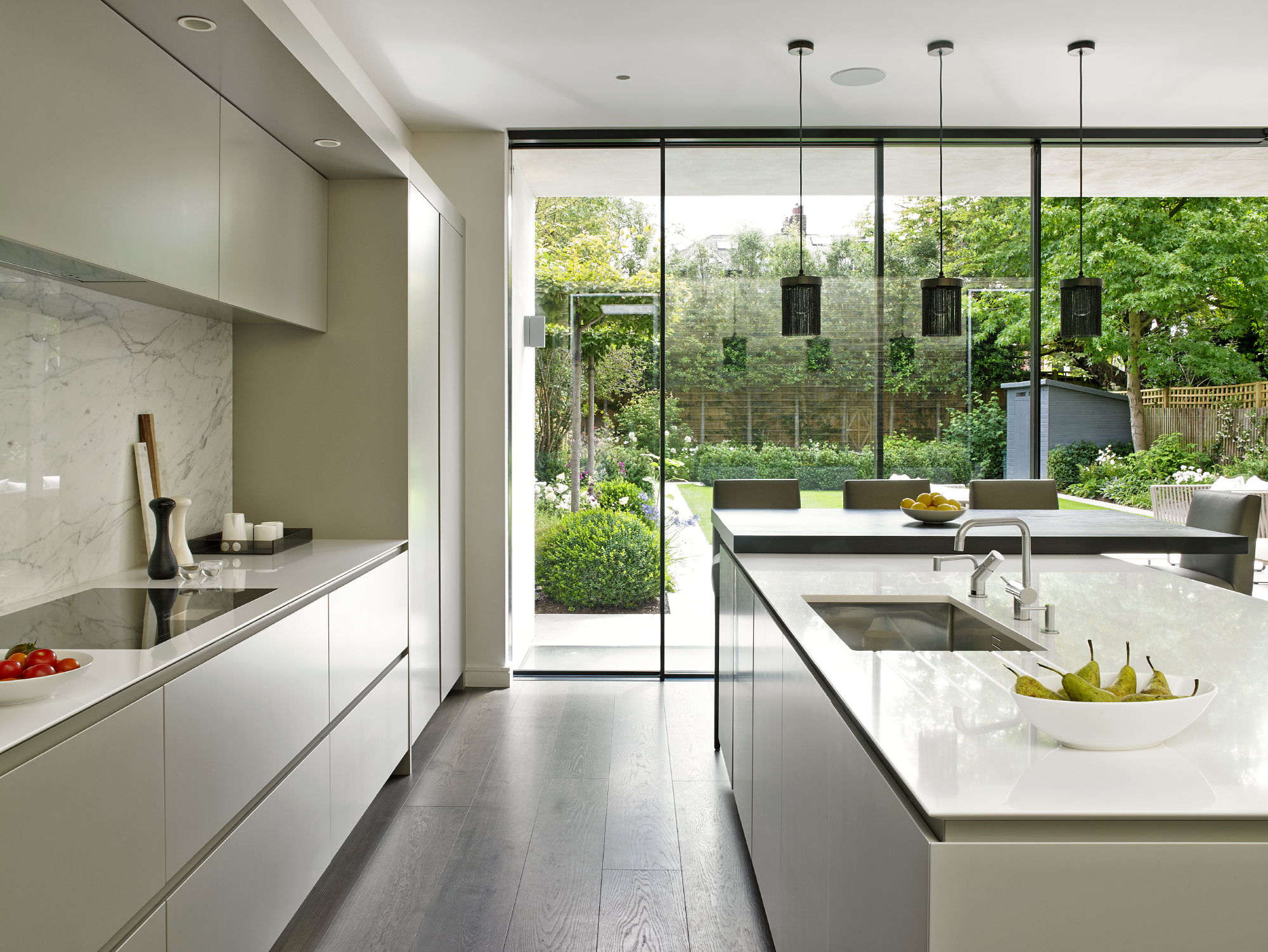 Designing the perfect summer kitchen for House and garden kitchen designs