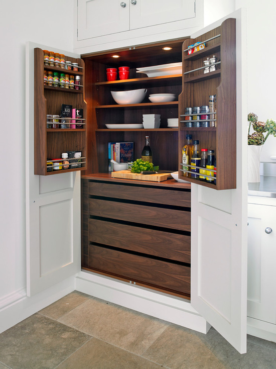 Essex pantry cabinet