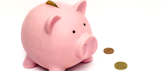Pig money box - budgeting for your kitchen redesign